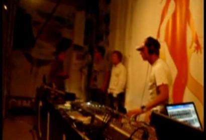 dj Gosha Popov - live club Azia (sudak 25'08'09)
