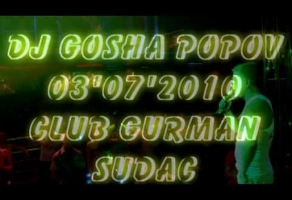 Club Gurman - Sudac 03'07'2010